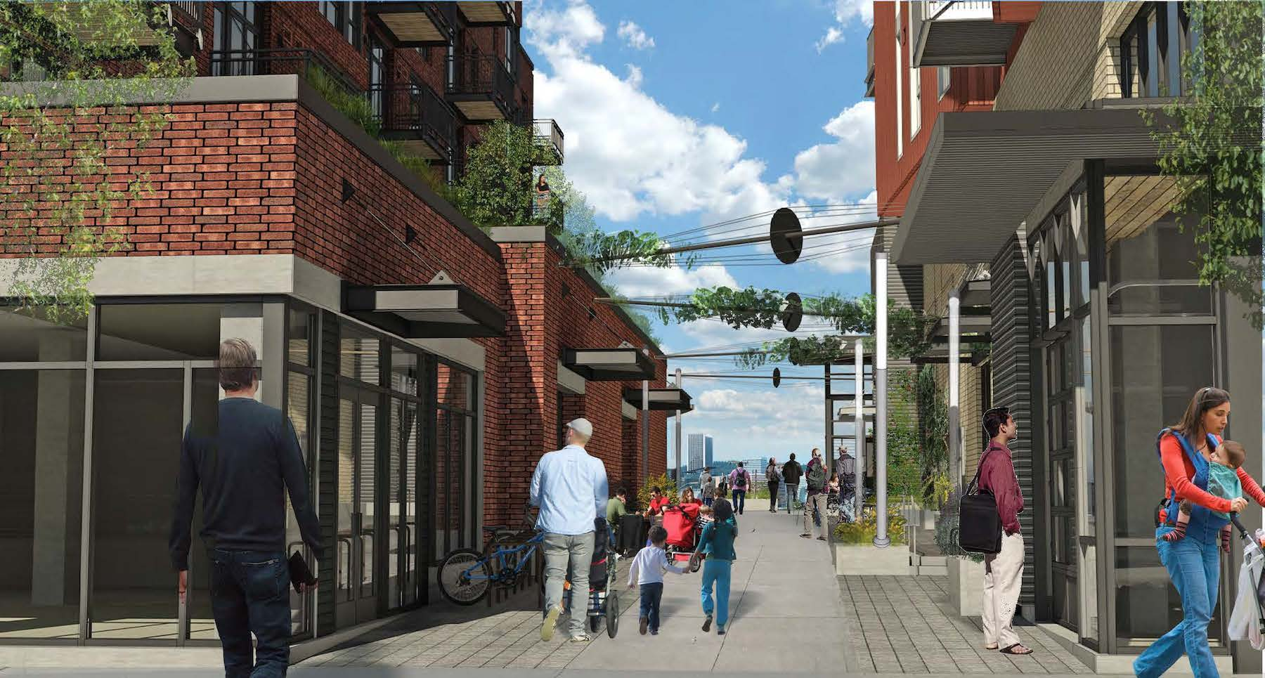 Two new retail tenants have been confirmed for the Goat Blocks development in SE Portland