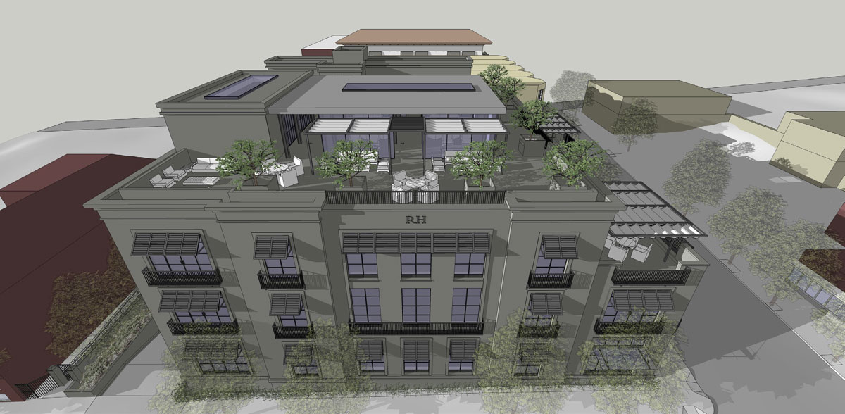 NW 23rd Restoration Hardware