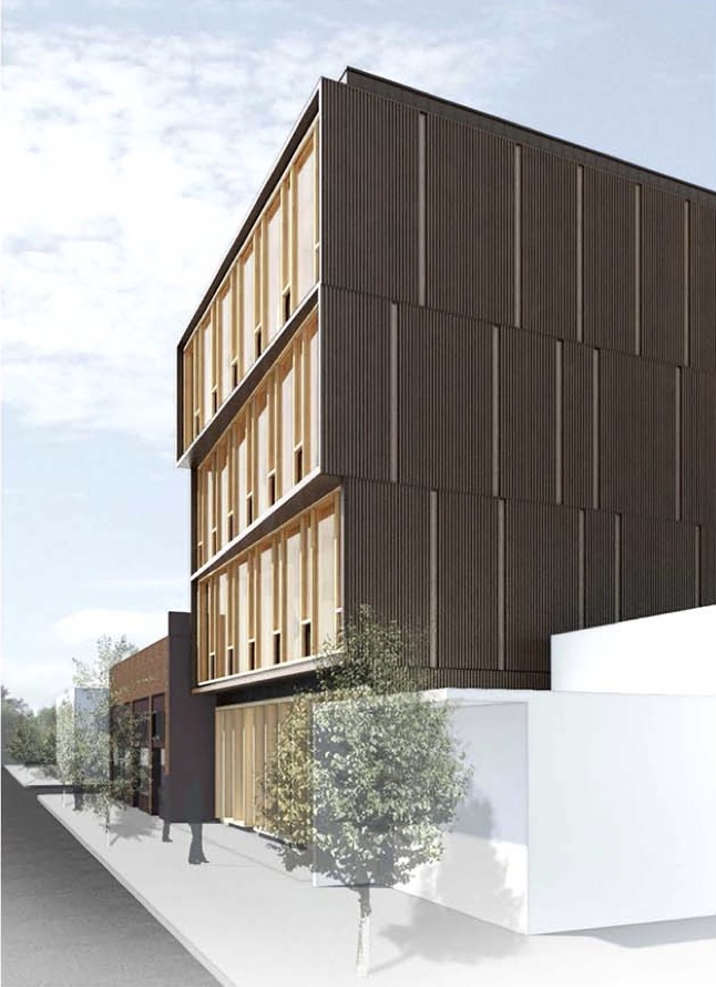 Design Review approved for Albina Yard (images) - Next Portland