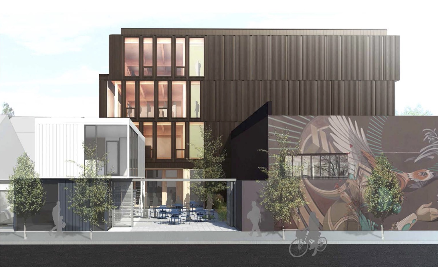 Design Review Approved For Albina Yard Images Next