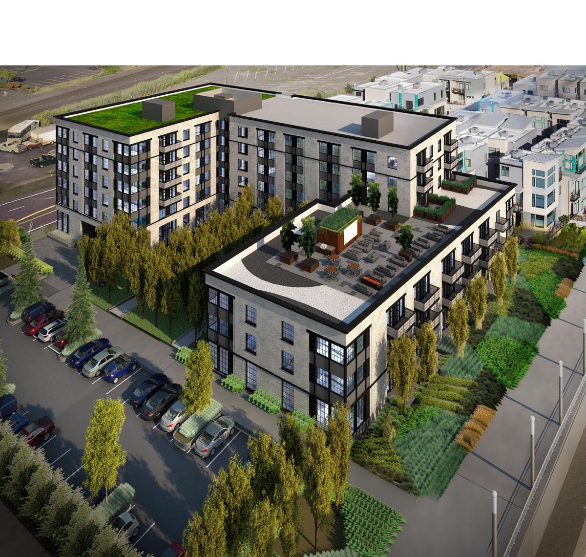 Riverscape Apartments