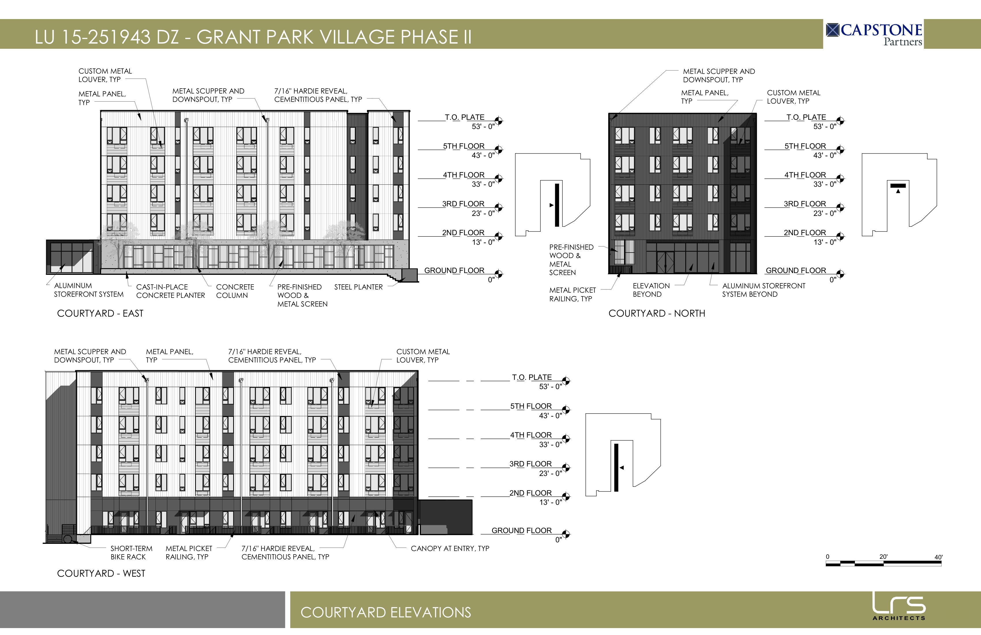 Grant Park Village Phase II