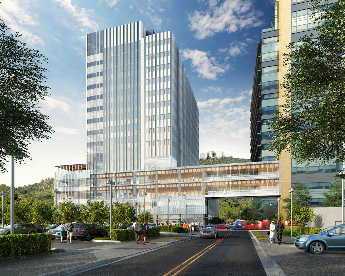 OHSU Center for Health and Healing South