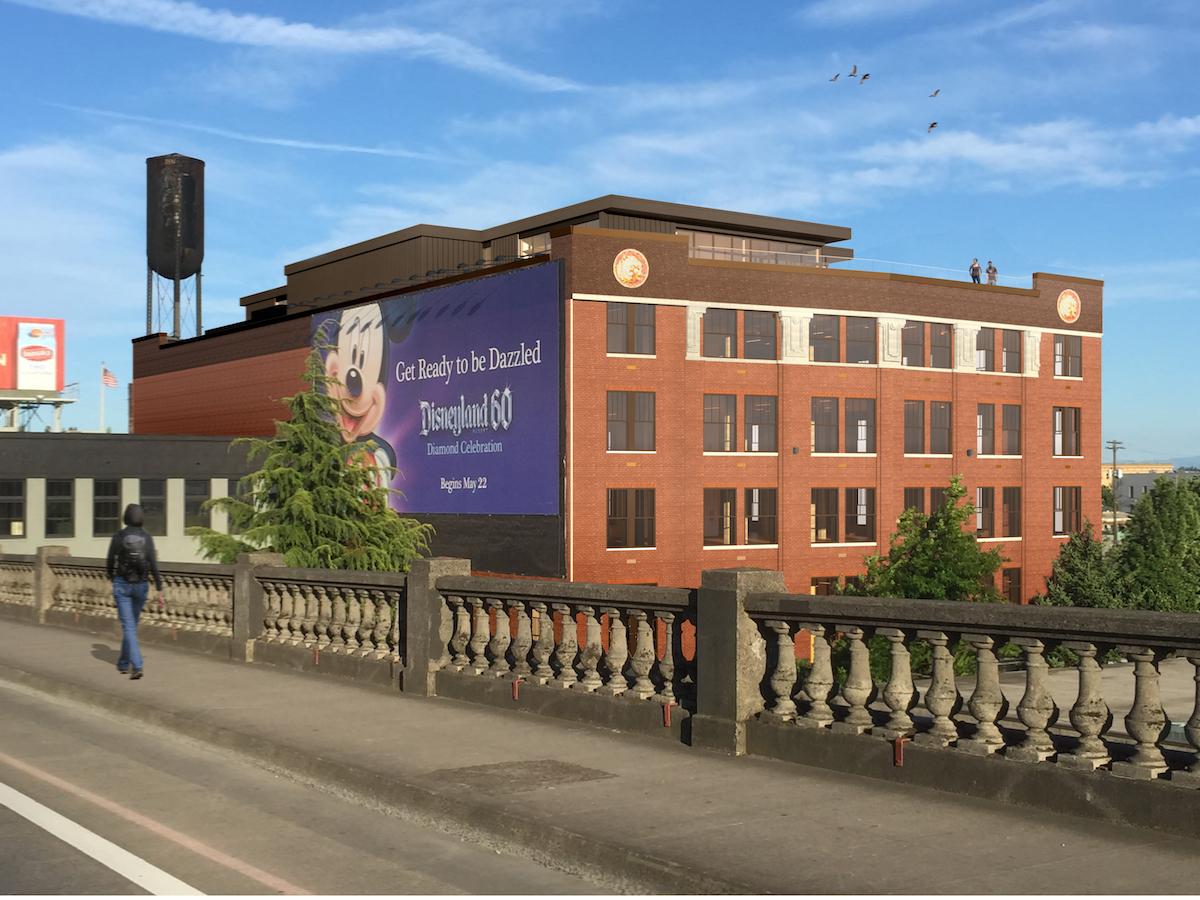 Towne Storage / Blake McFall Company Building