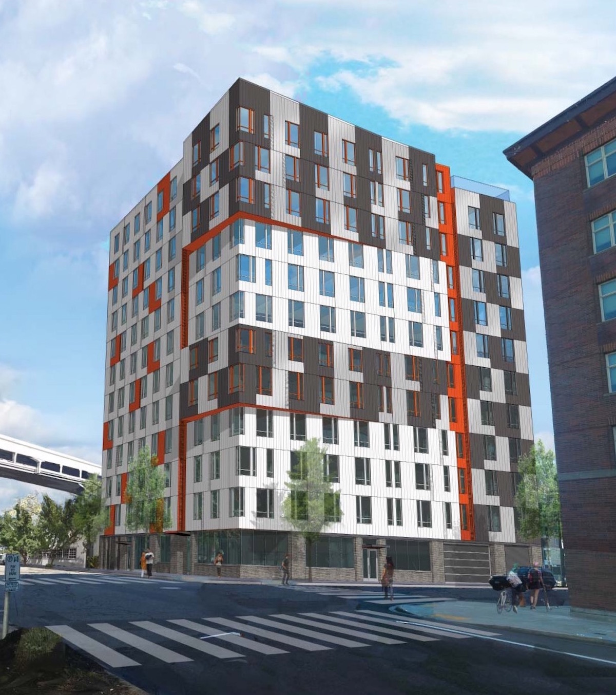 Affordable Housing At 14th & Raleigh Goes Before Design