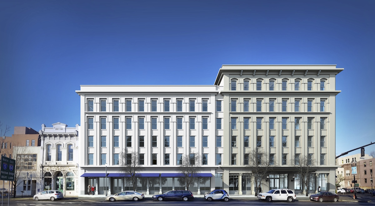 Landmarks Commission Approves Worldmark On Naito Images