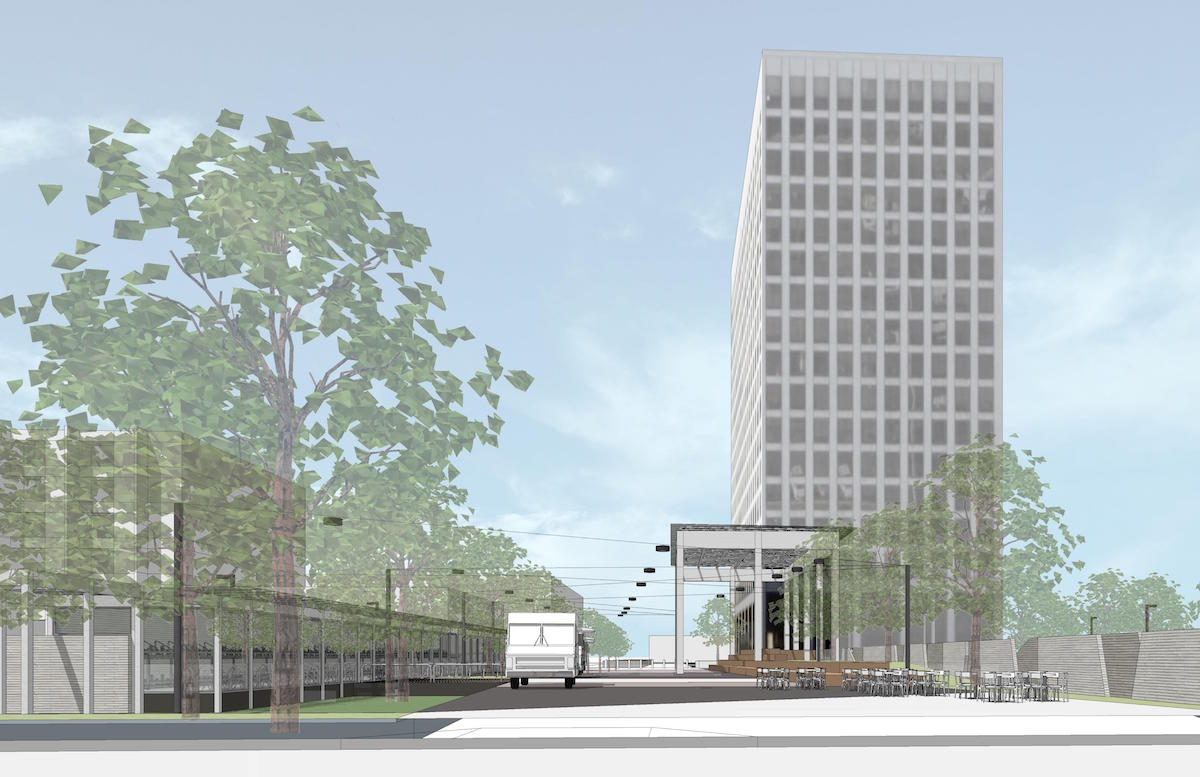 Kaiser Permanente receives Design Advice on Lloyd District Parking ...