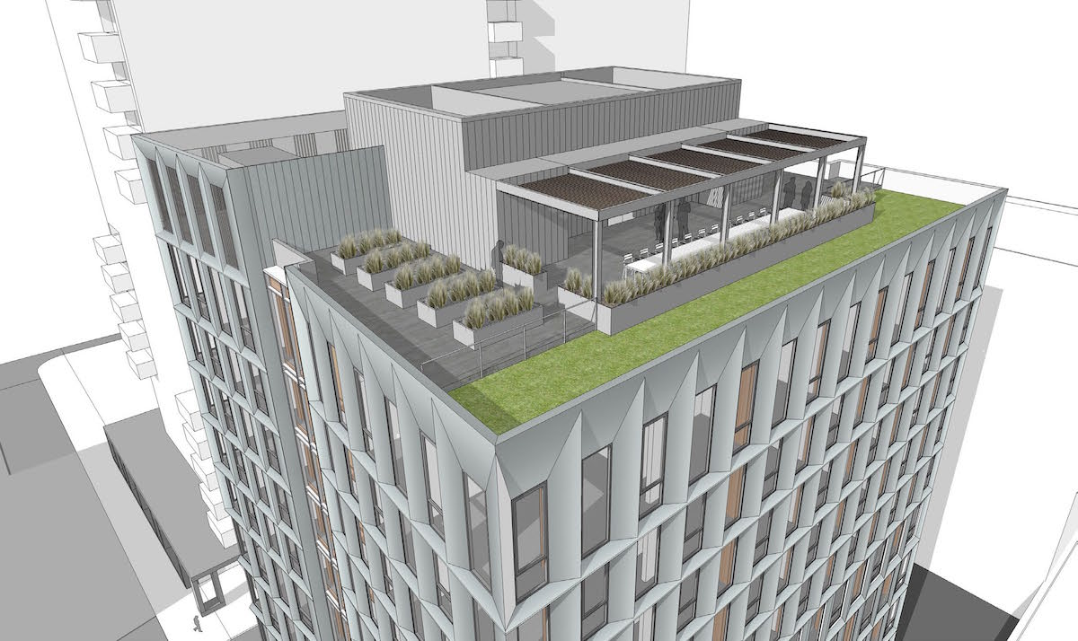 Design reviewed for high rise timber building framework for Terrace level