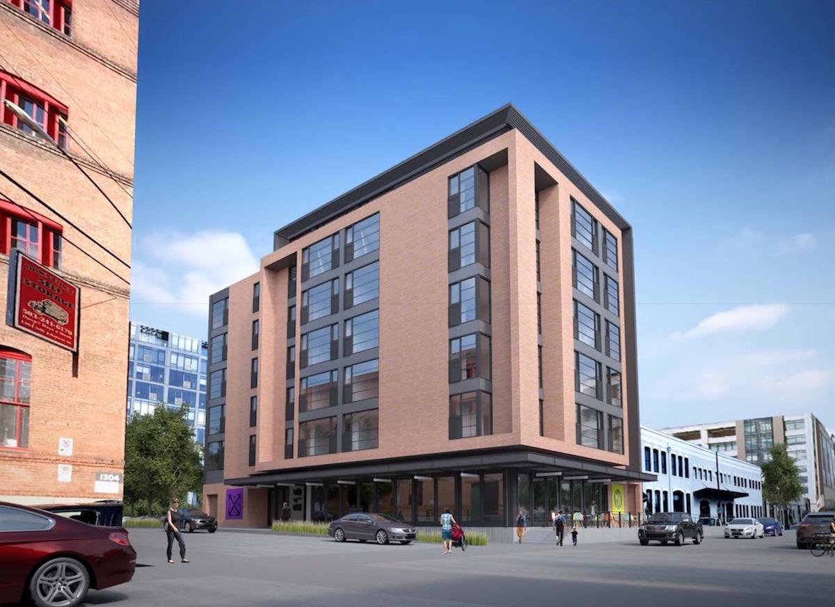 1319 NW Johnson Apartments