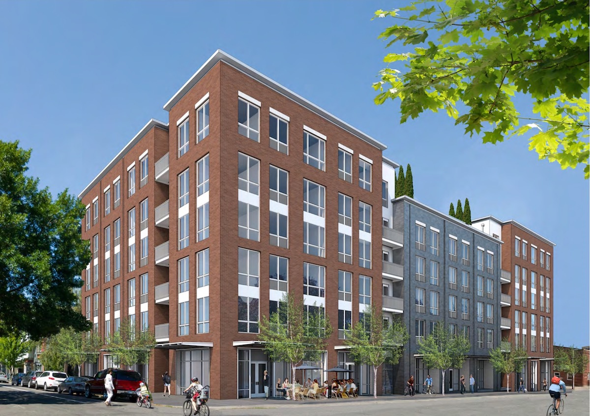 design commission approves nw 17th & kearney apartments (images