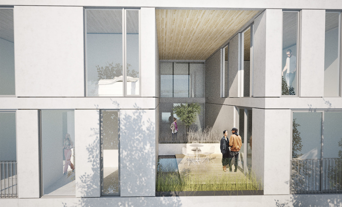 Design Commission approves 1825 NW 23rd Ave (images) - Next Portland