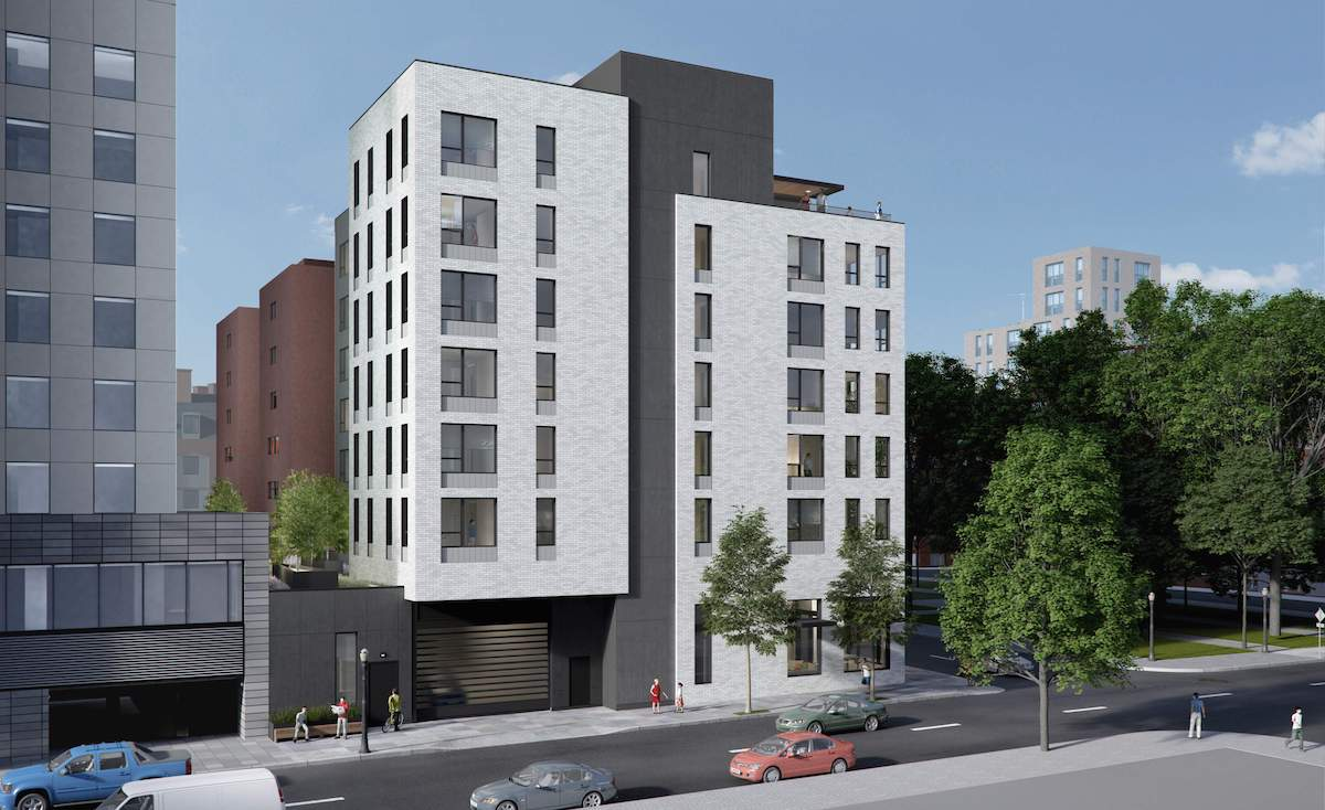 Design Commission Approves Mixed Income Housing At Sw Park