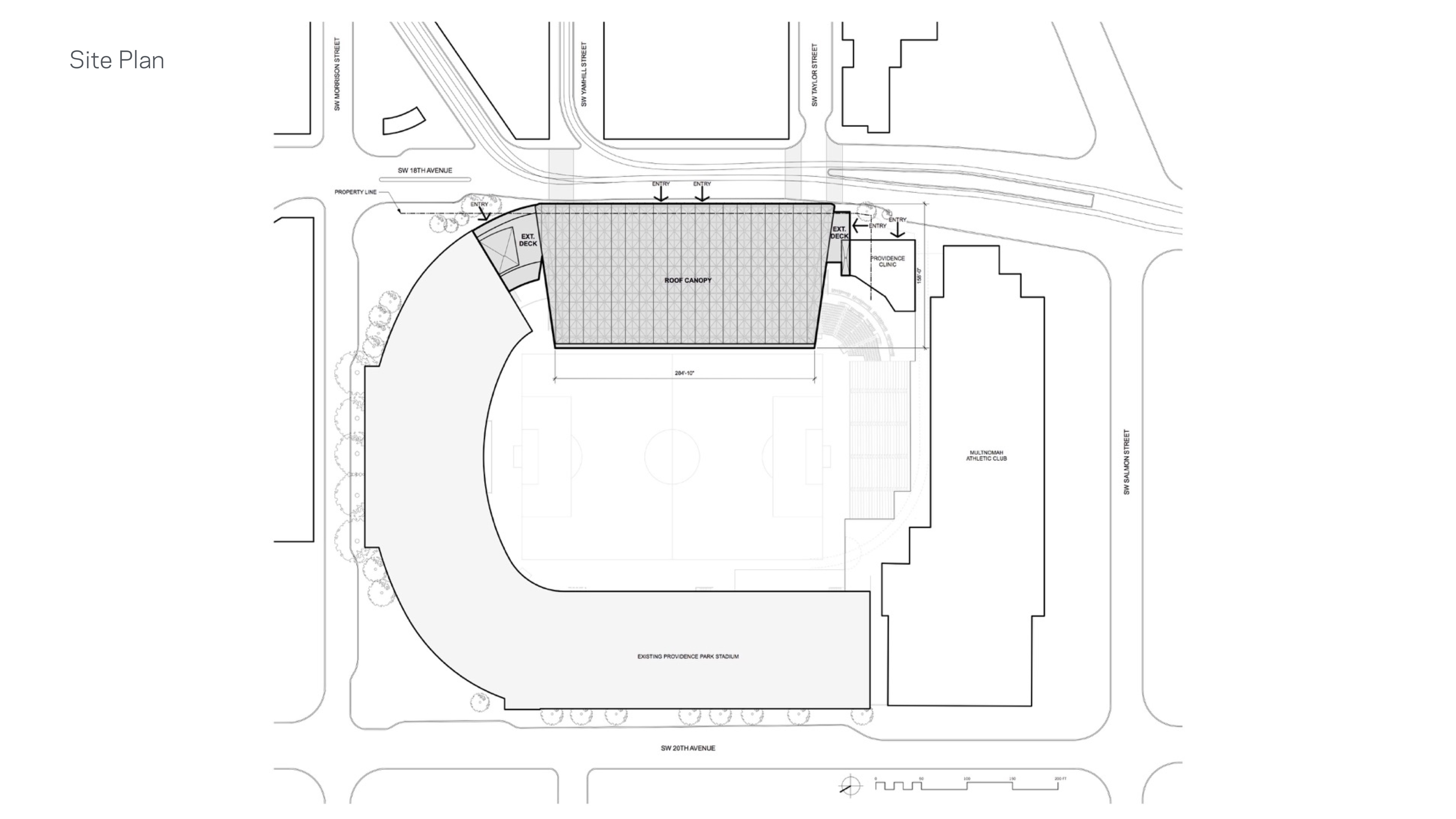 Portland Timbers Providence Park Expansion