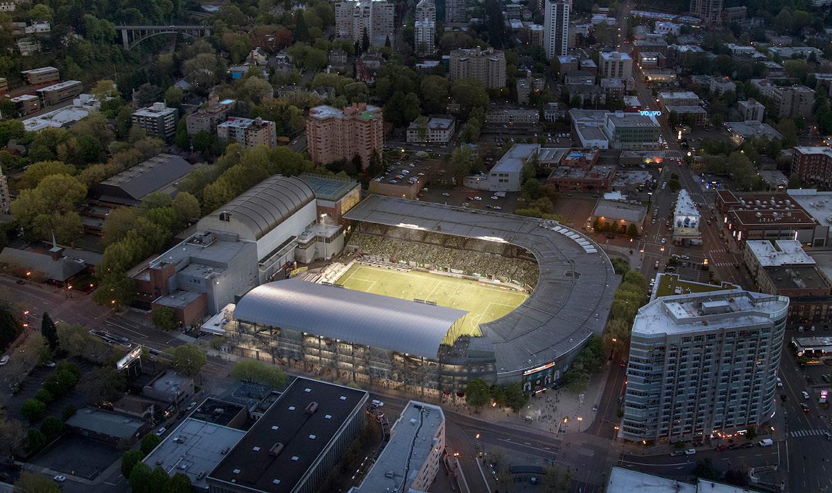 Providence Park Expansion
