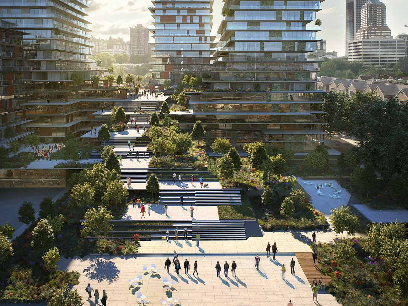 Riverplace Redevelopment