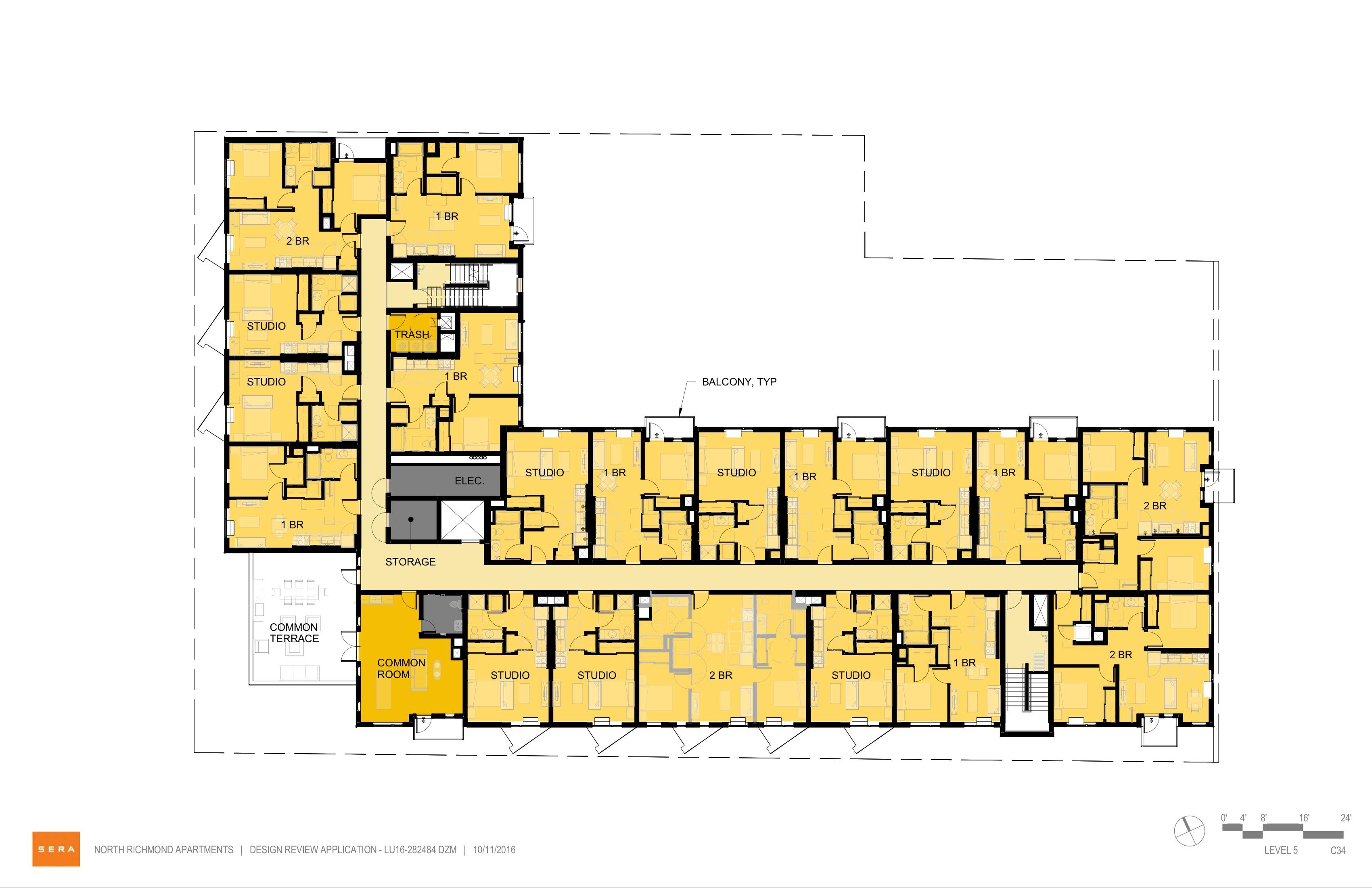 6620 N Richmond Apartments