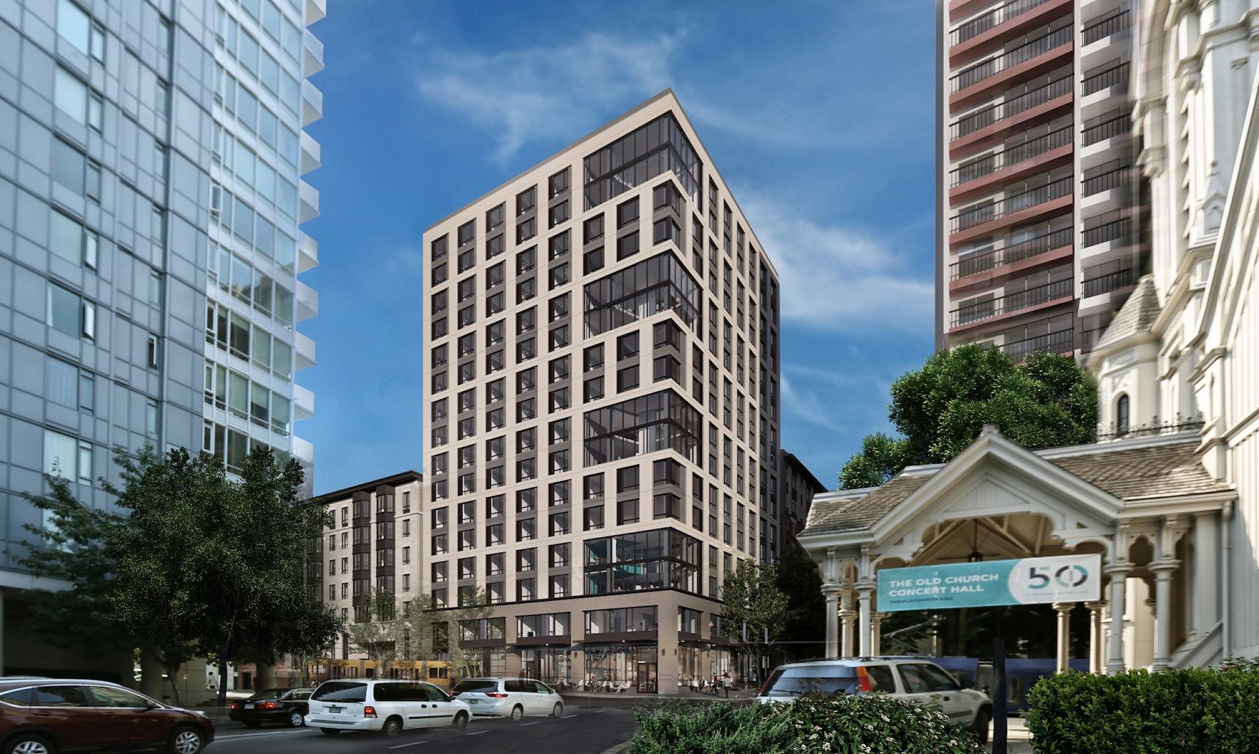 Clay + Tiffany Apartments