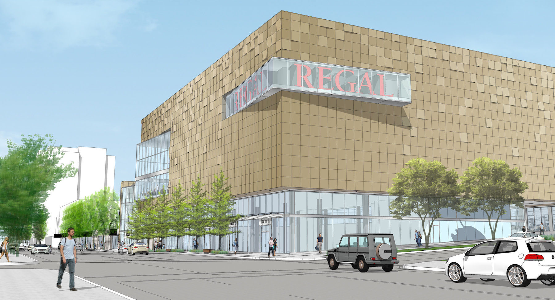 Lloyd Theater East Addition - Regal