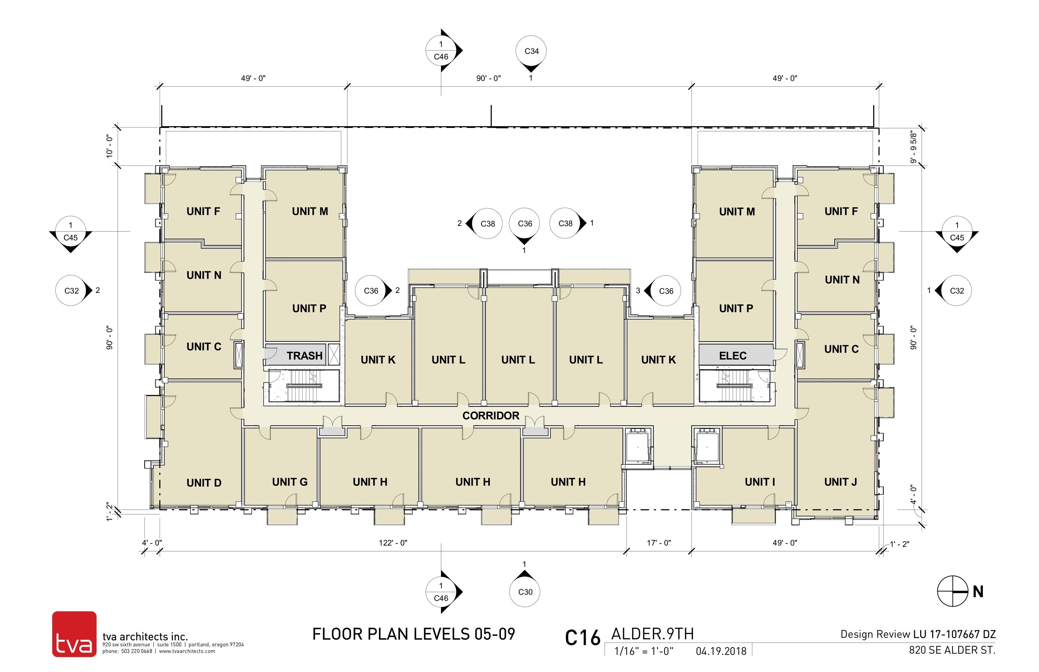 Alder.9   TVA Architects   VWR Development