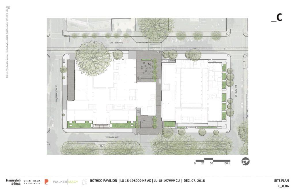 Portland Art Museum Rothko Pavilion