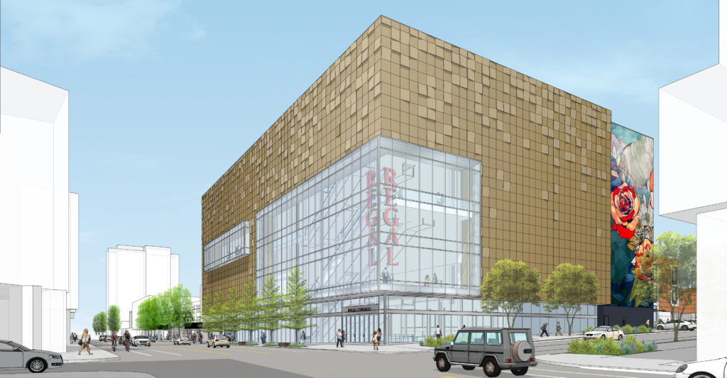 Lloyd Theater Addition