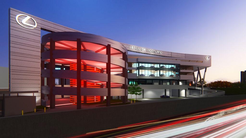Lexus Dealership Oregon >> New Lexus Dealership On Ne Sandy Approved Images Next