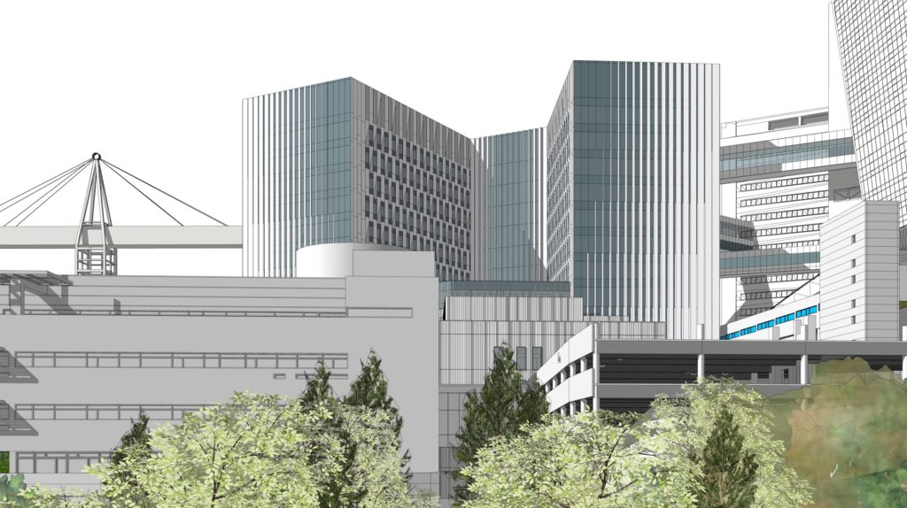 OHSU Hospital Expansion Project
