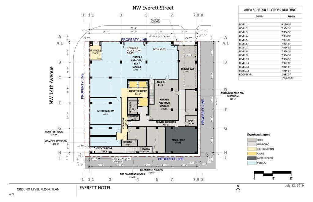 Everett Hotel