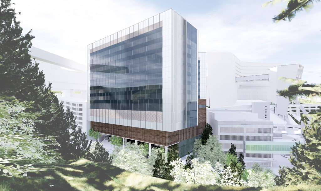 OHSU Hospital Expansion