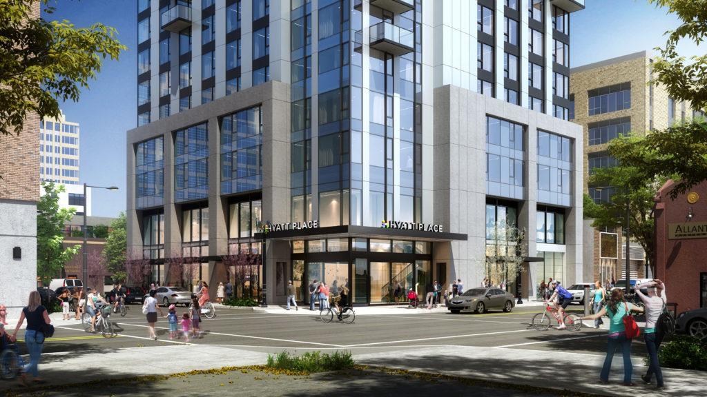 Hyatt Place and Allison Residences