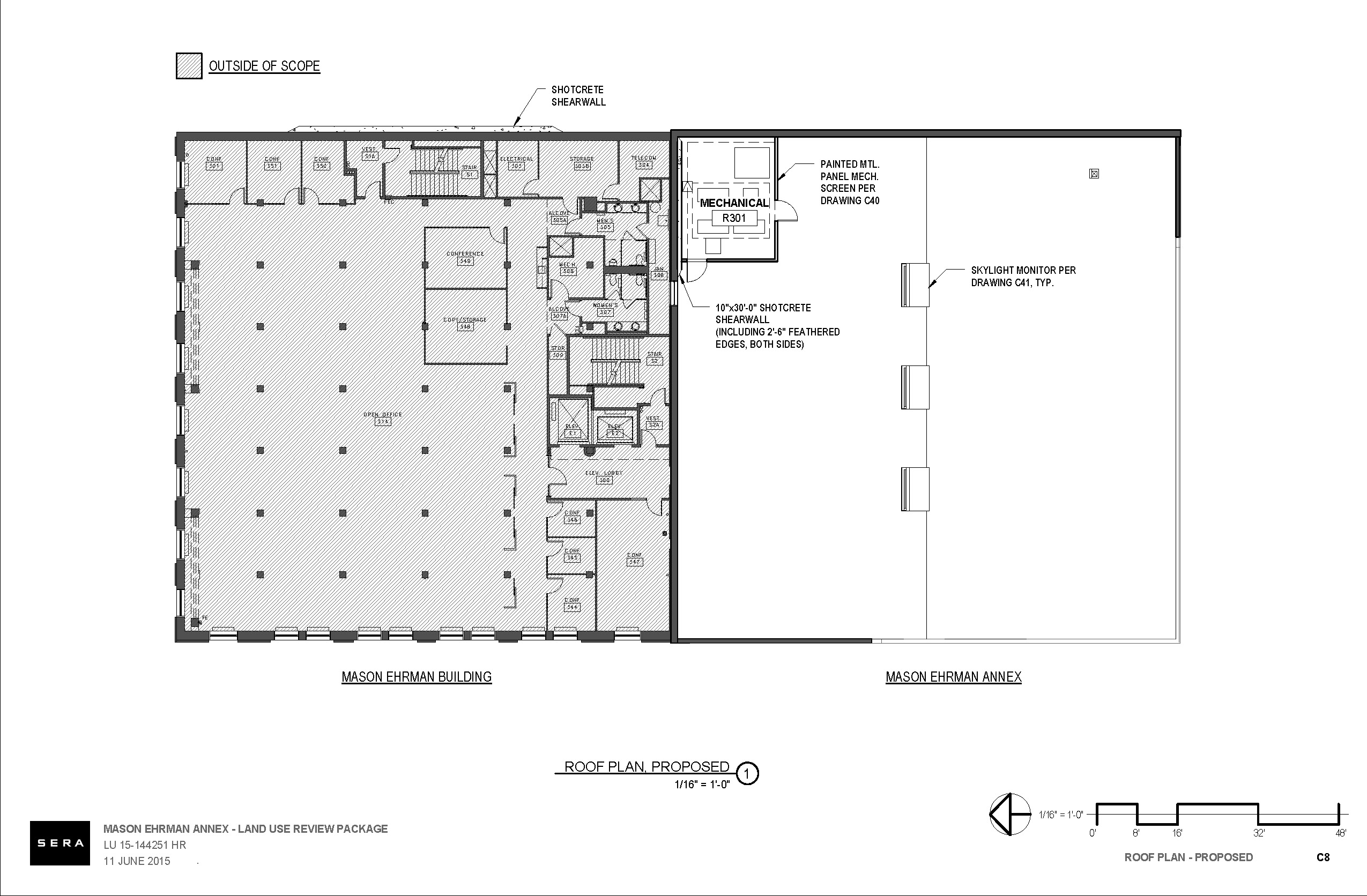 Mason Annex / Zellerbach Paper Company Building