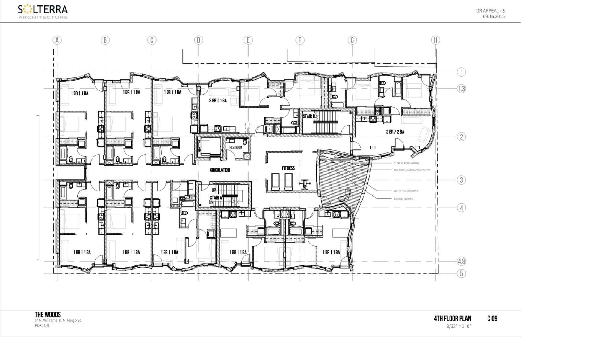 The Woods by SolTerra