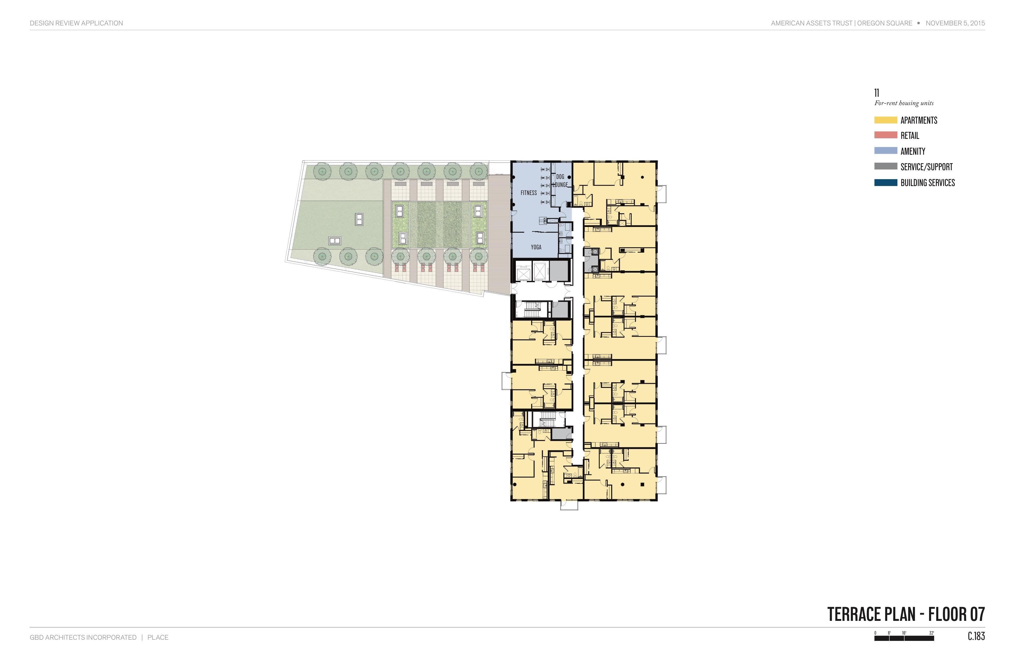 Oregon Square - Block 102