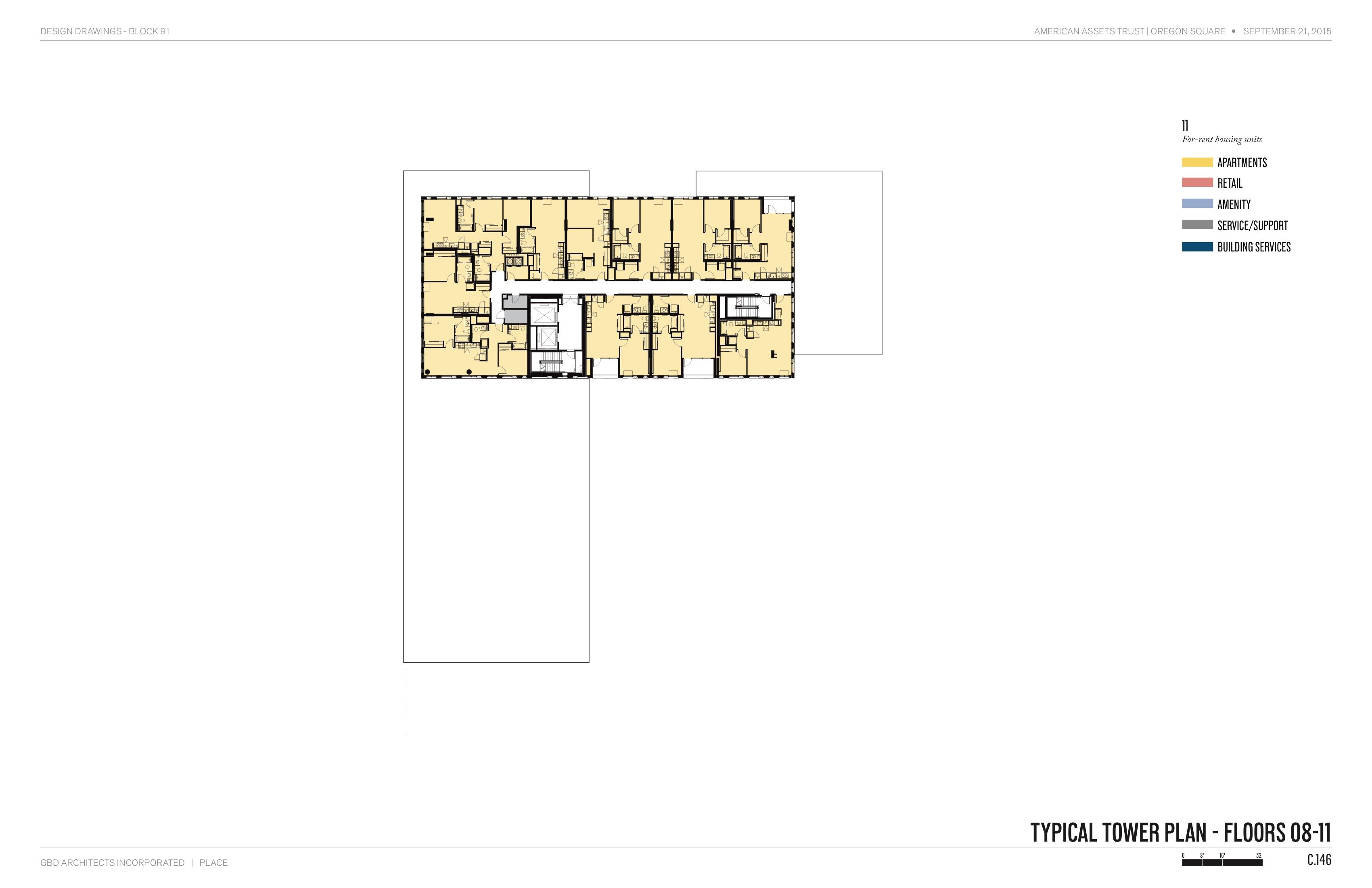 Oregon Square Block 91