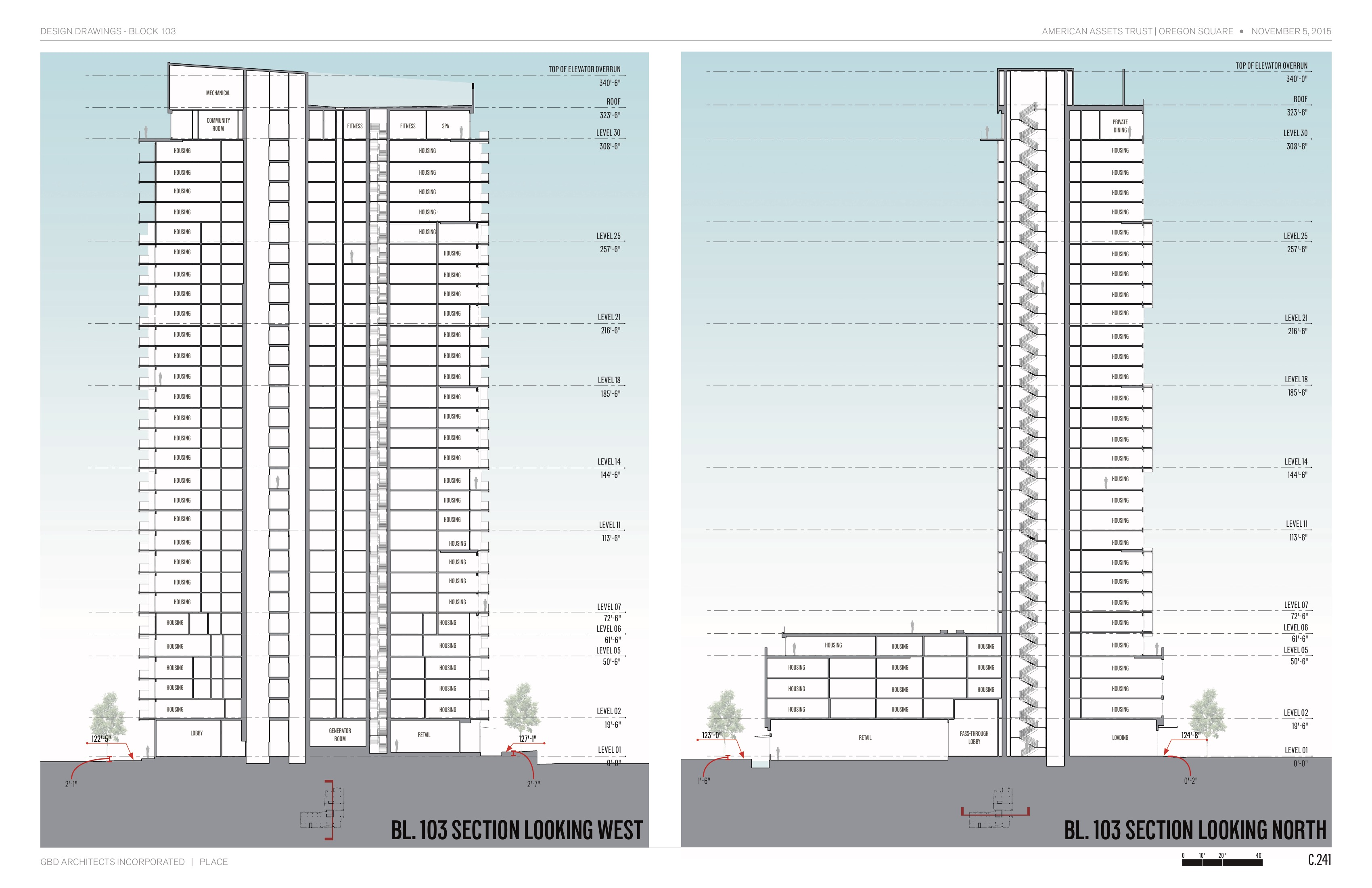 Oregon Square Block 103