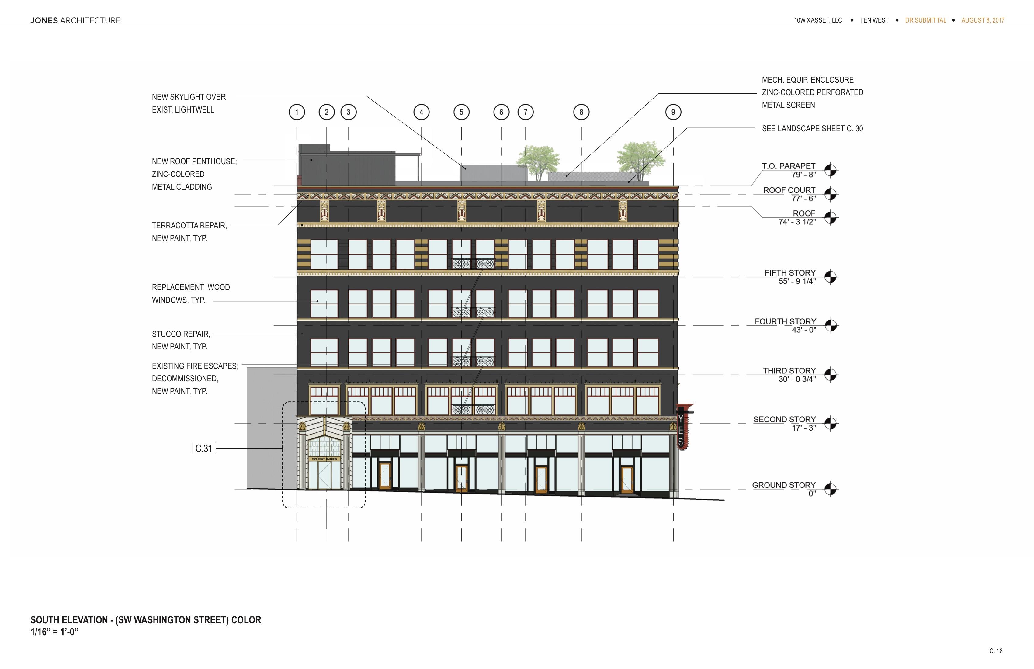 Fliedner Building