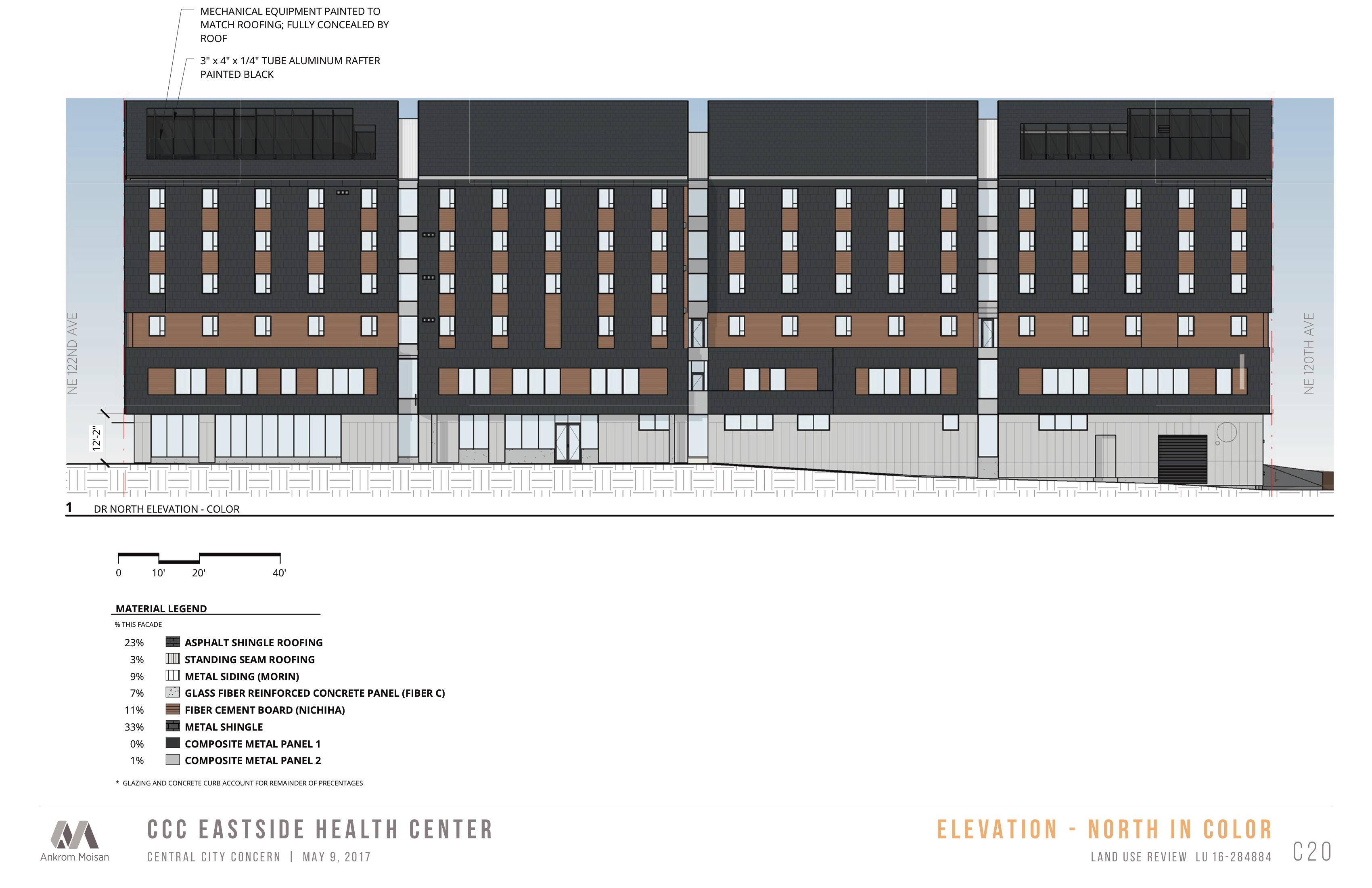 Central City Concern Blackburn Building