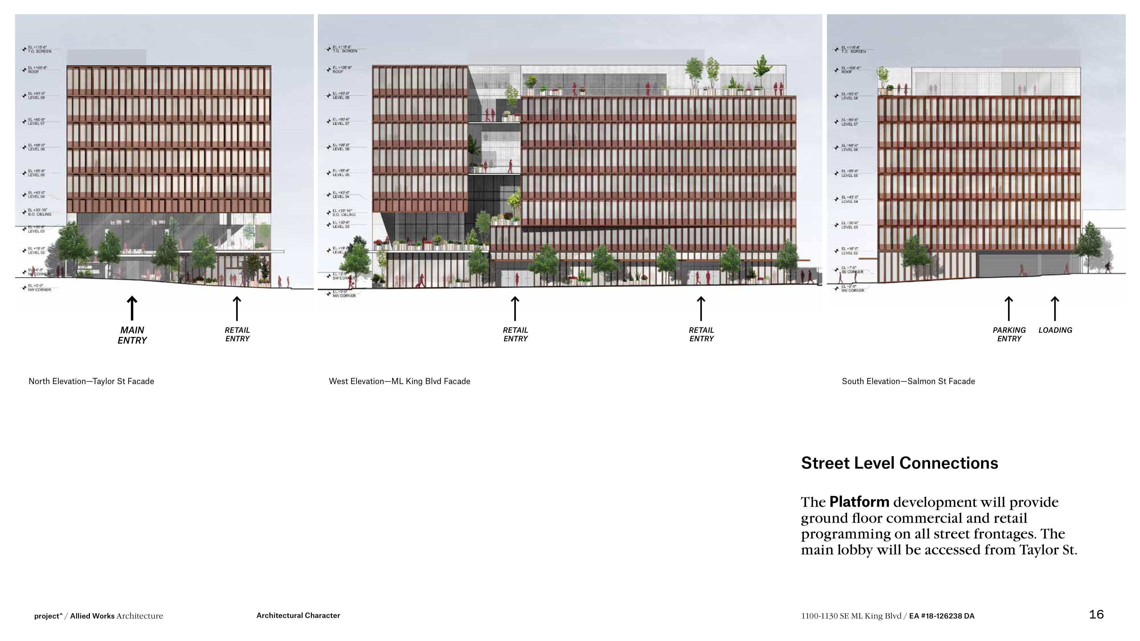 Platform - Allied Works Architecture